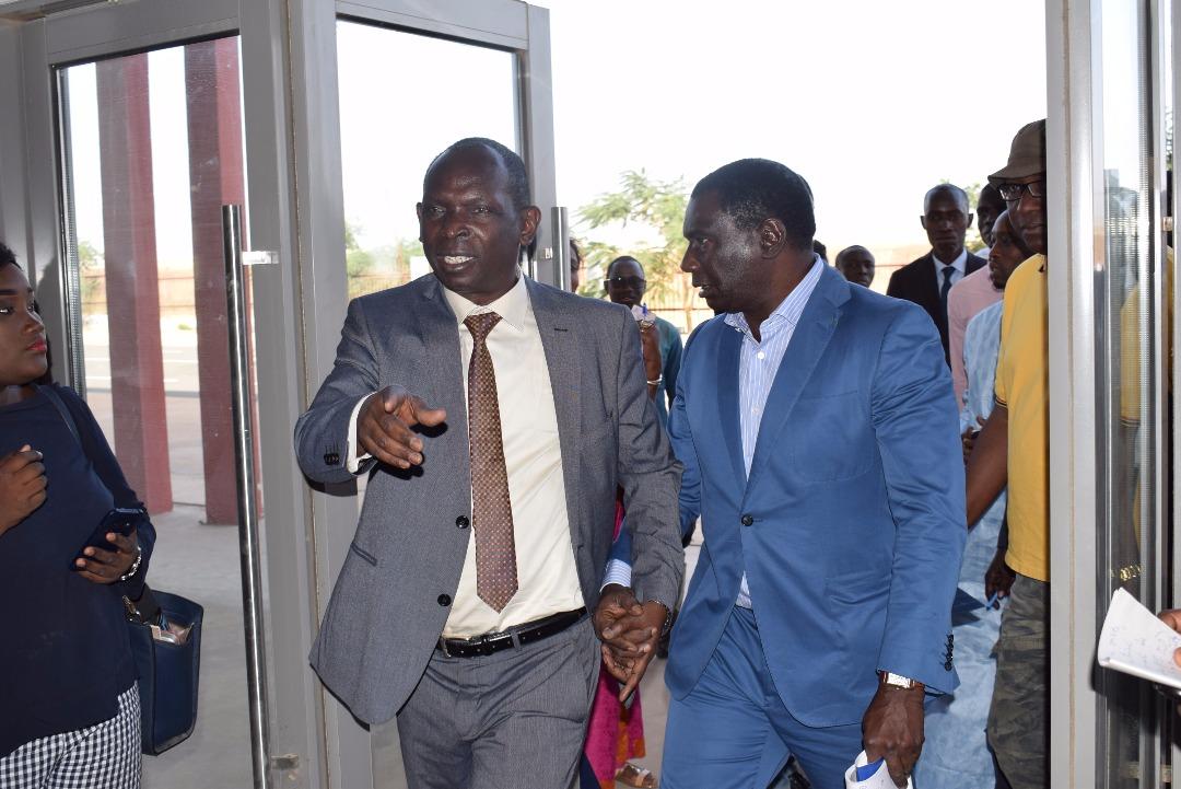 Les Chantiers du Pôle Urbain de Diamniadio avancent de grand pas, selon le ministre chargé du plan Sénégal Emergent