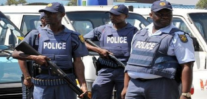 Découvrez les pays qui ont la meilleure force de police en Afrique