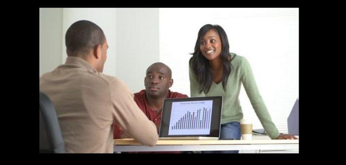 Confidence: « je suis tombé sur mon ex-copine au cours d'un entretien d'embauche. »