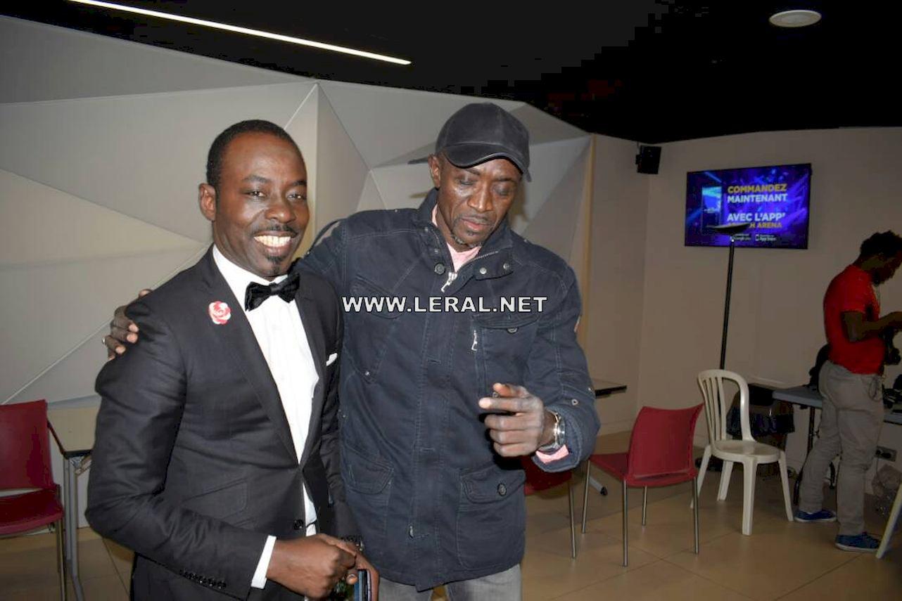 Bercy 2017: Dj Boubs en toute complicité avec Jonhson Mbengue