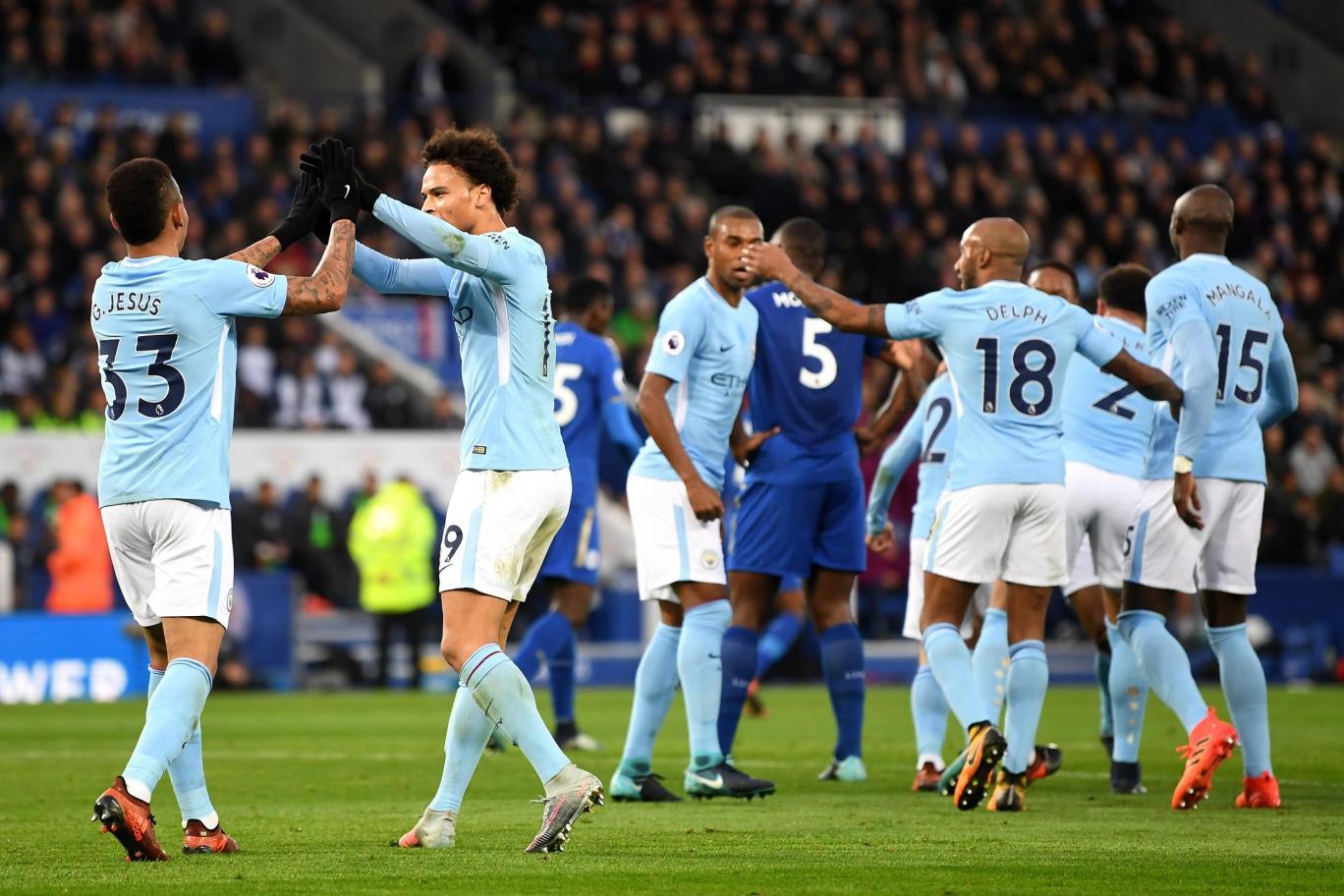 Manchester City, Barça, Bayern, Naples : les leaders font la loi