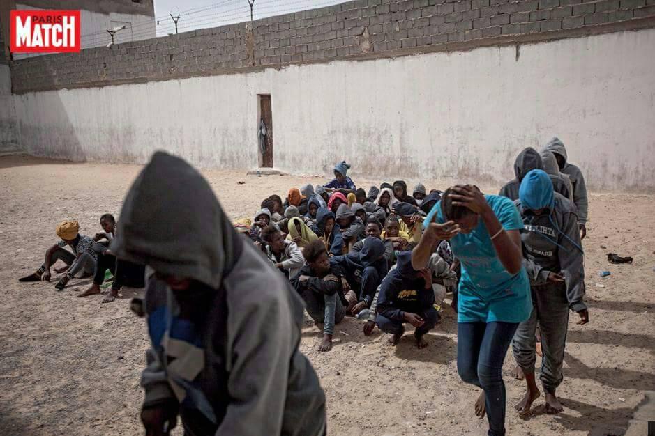 PHOTOS - Esclavage en Lybie : Otez de ma vue ces photos que je ne saurai voir !