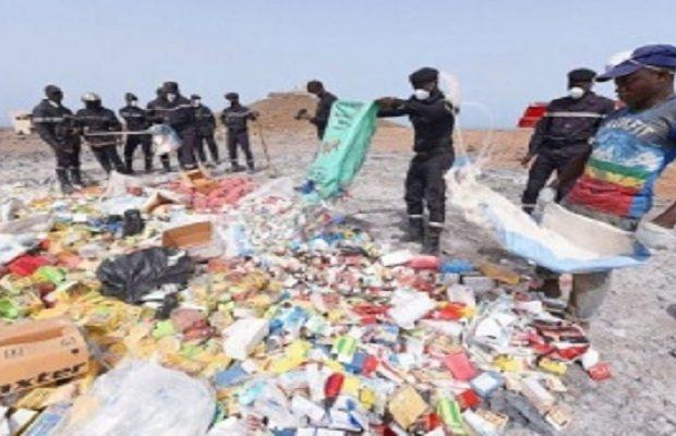 Médicaments contrefaits saisis à Touba: Le cerveau de la mafia, un ancien candidat à la députation, écroué