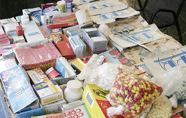 Affaire des médicaments frauduleux : De grosses pressions seraient menées pour faire libérer le convoyeur