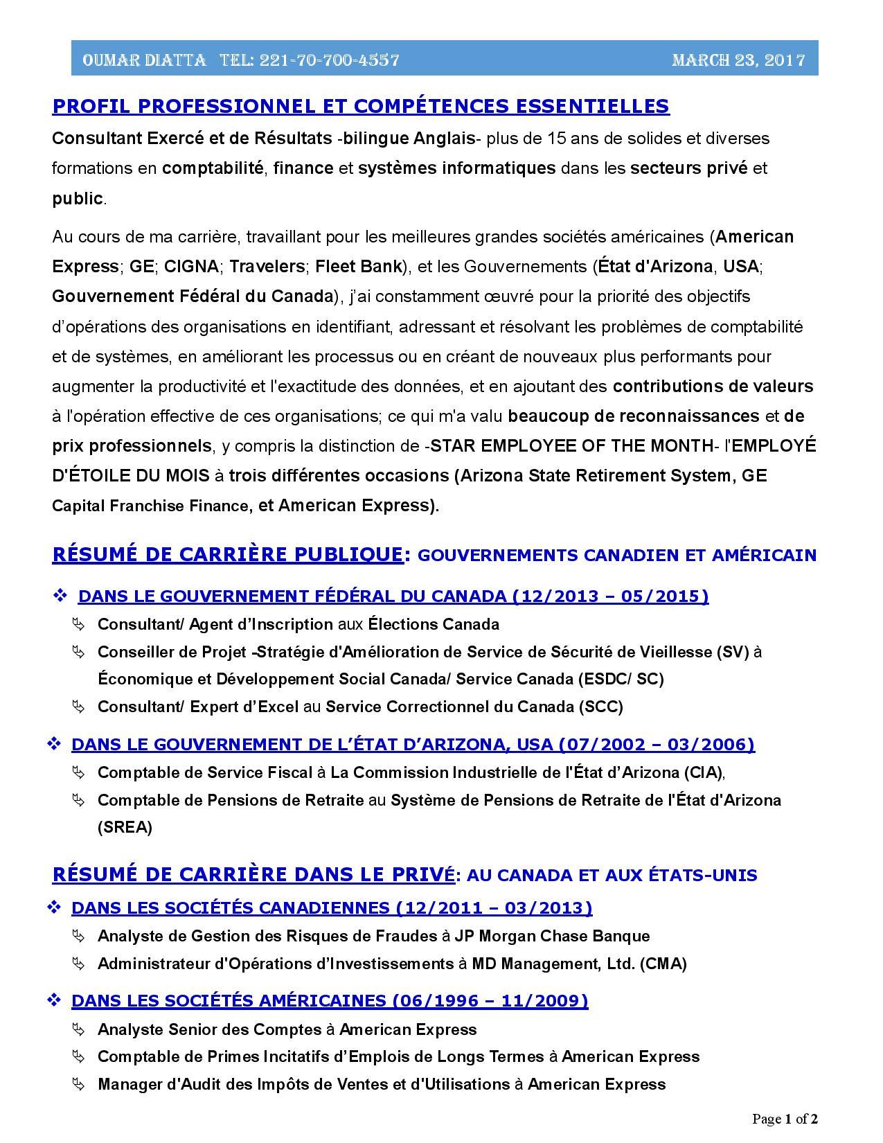 Saisine d'une plainte au procureur de République : Oumar Diatta reste déterminé ( Partie III et fin)