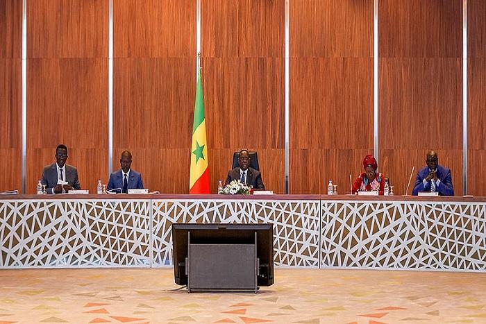 Macky Sall se veut clair : «Ceux qui ne veulent pas dialoguer avec le gouvernement, sont libres d'aller explorer d'autres voies »