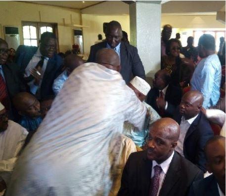 Dialogue politique : L'UNP «suspend» sa participation et disqualifie Aly Ngouille Ndiaye