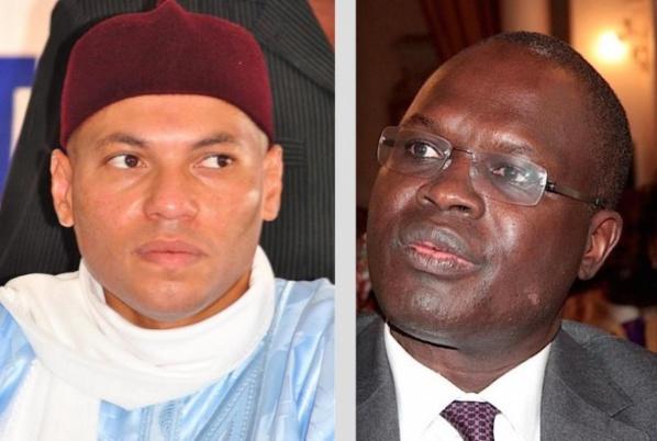 Front électoral: Les affaires Karim Wade et Khalifa Sall divisent les partis