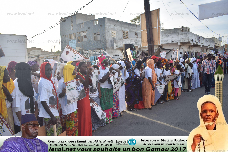Photos - Accueil du President Macky Sall à Tivaouane