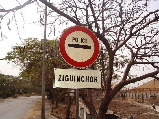 Ziguinchor: Ce que l'on sait des trois Afghans et un Pakistanais arrêtés à Séléty