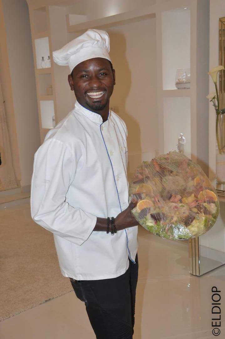 Cuisine: Ndiassé, chef traiteur de Dakar, vous offre un menu pour une première à Montréal le 31 décembre