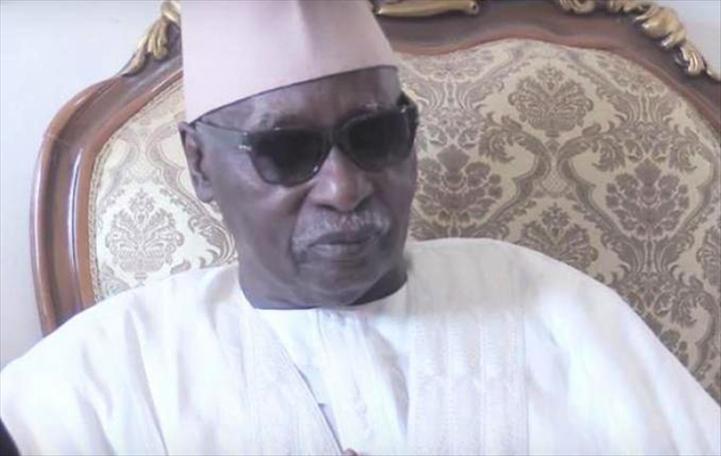 """Serigne Mbaye Sy Mansour, Khalife général des Tidianes : """"l'Etat est trop impliqué dans les dossiers judiciaires en instruction"""""""