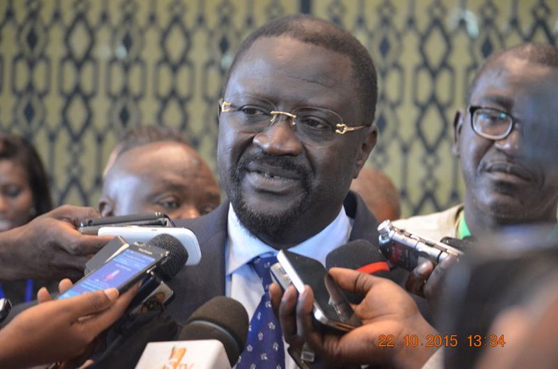 Polémique sur les chiffres de productions agricoles : Le ministre de l'Agriculture et de l'Equipement rural, Papa Abdoulaye Seck recadre le débat