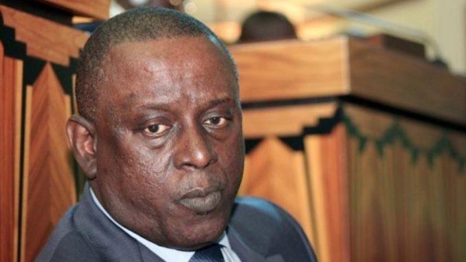 Etats-Unis - Cheikh Tidiane Gadio libéré, mais assigné en résidence surveillée au Maryland