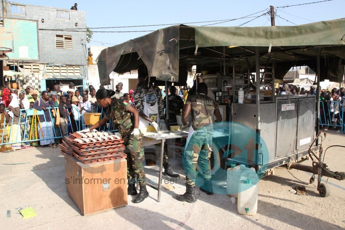 Maouloud : L'Armée annonce le déploiement d'importants moyens à Tivaouane
