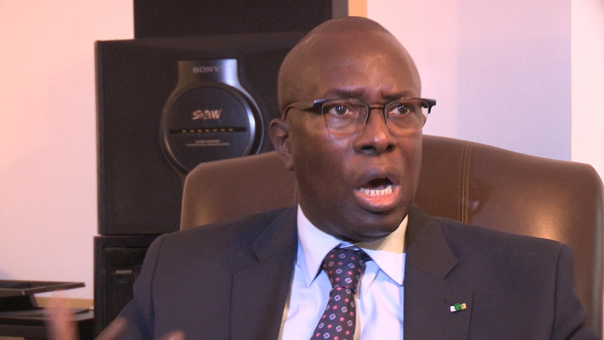 Polémique sur la paternité de l'Aibd: Souleymane Ndéné Ndiaye rectifie Maïmouna Ndoye Seck