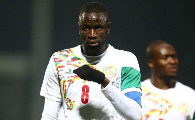 """Cheikhou Kouyaté sur la poule des """"Lions"""" au Mondial : """"Difficile mais jouable"""""""