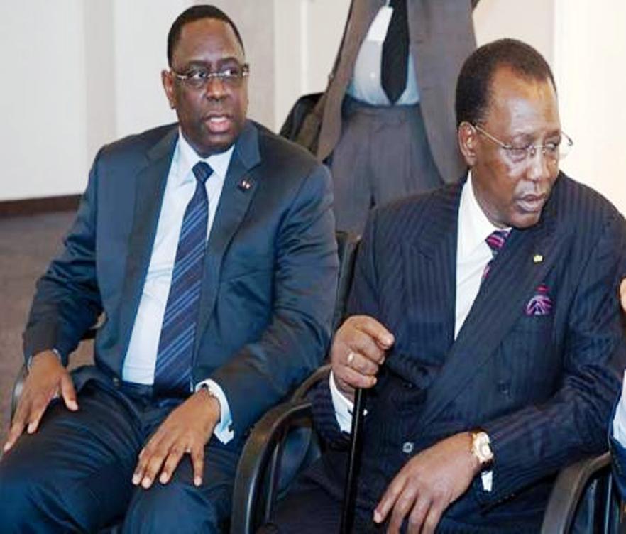 Clôture Sommet UA/UE : Passe d'armes entre les Présidents Macky Sall et Idriss Deby Itno