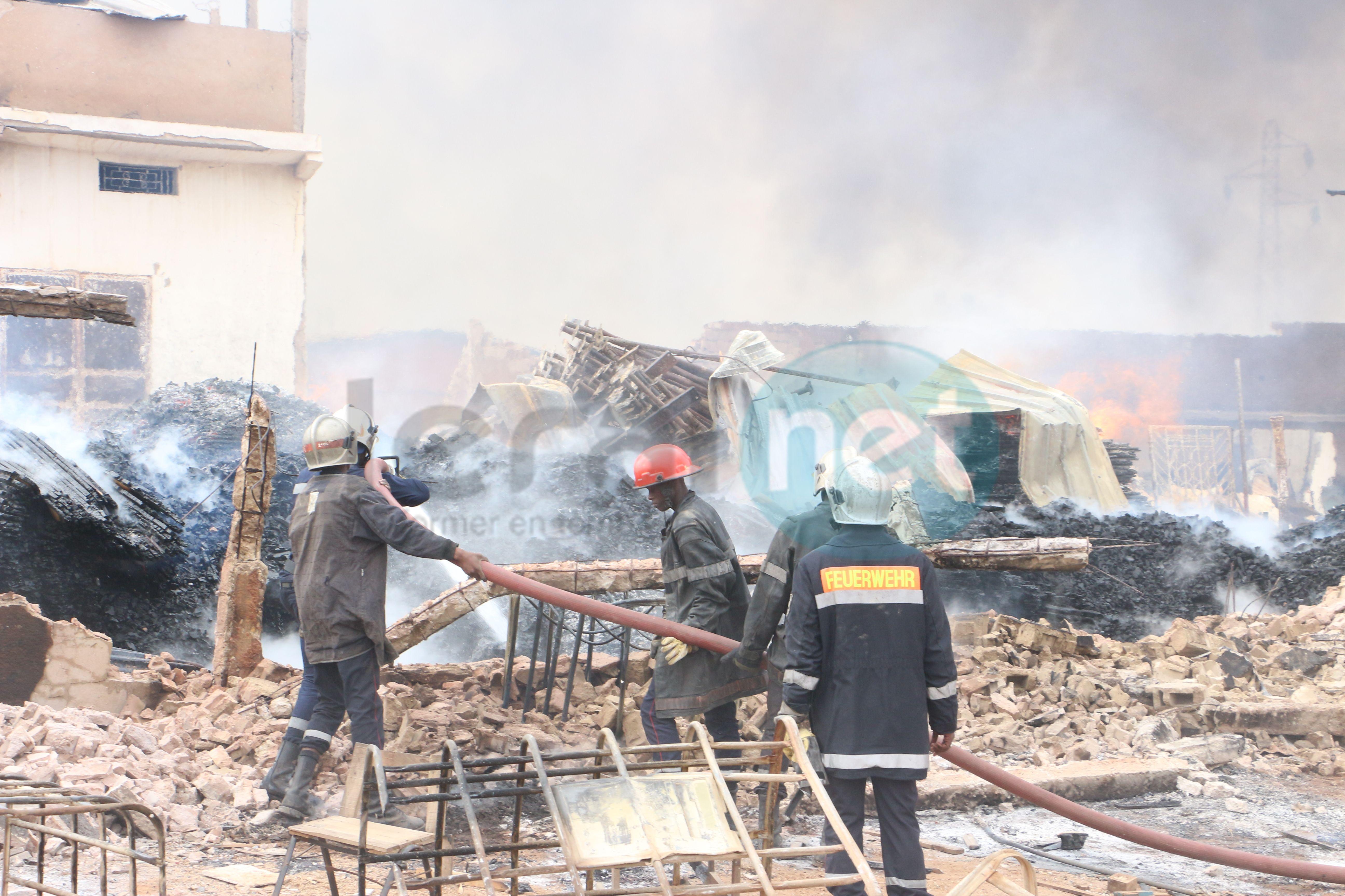 Urgent: Pakk Lambaye de Pikine renoue avec les flammes