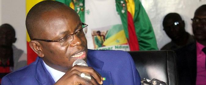 Mata Ba, Ministre des sports ; « Aujourd'hui, on ne parle plus de primes, mais de performances »