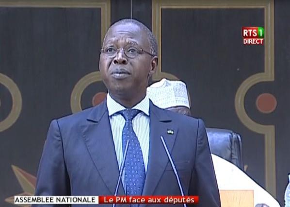 Suivez en direct la Déclaration de politique générale du Premier ministre Mahammed Boun Abdallah Dionne