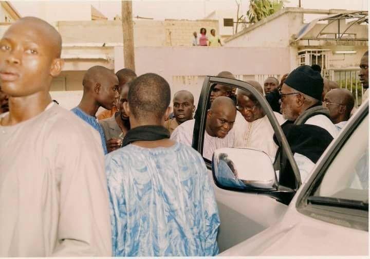 Souvenir - El Mouhamadou Lamine Mbacké Barra Falilou, 6e Khalif Général des Mourides