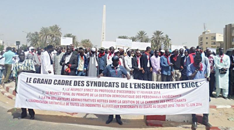 Pratiques mafieuses dans la gestion des check-off: Des syndicats accusés de se sucrer sur le dos des enseignants