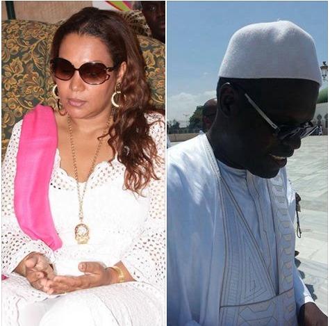 Caution de Khalifa Sall : sa femme Gaëlle Samb à la manœuvre