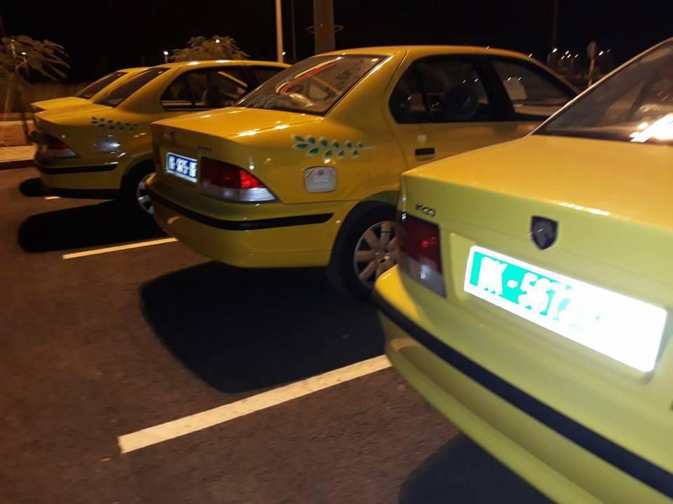 ( 09 photos) Voici les premiers taxis de L'aéroport international Blaise Diagne de Diass