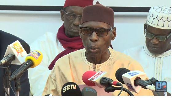 """Abdoulaye Elimane Kane """"tourne le dos"""" à Tanor: """"Khalifa Sall doit obtenir une liberté provisoire"""""""