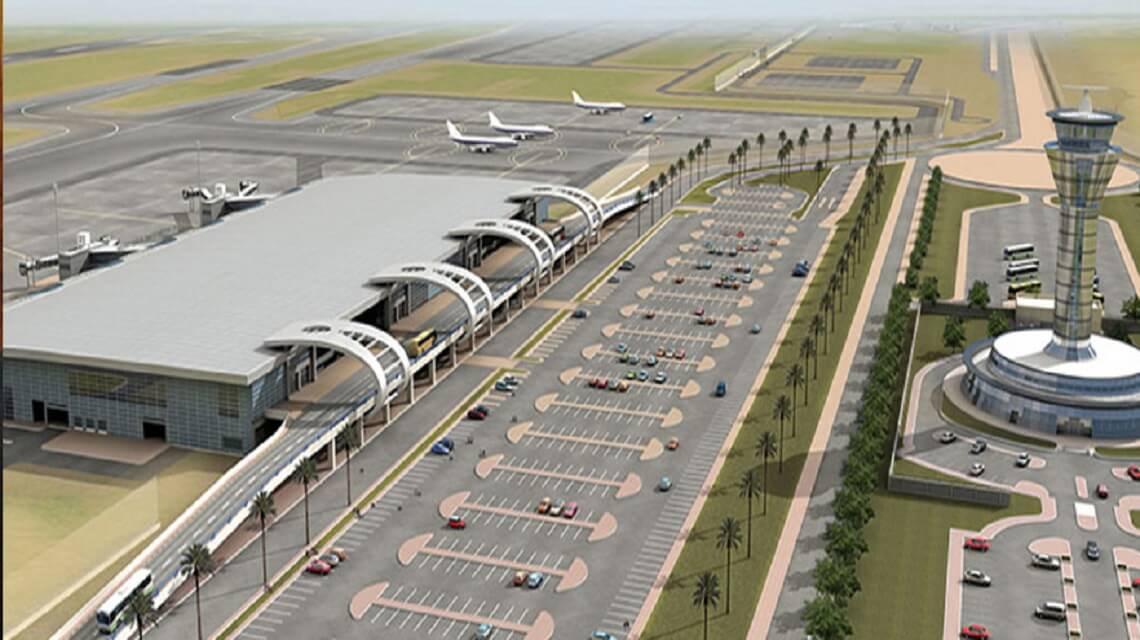 AIBD: Les premiers avions attendus sur la piste à 14h heures