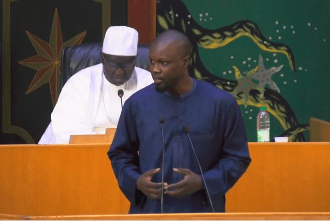 Les Pratiques indignes de la majorité mécanique à l'Assemblée Nationale (Par Ousmane Sonko)