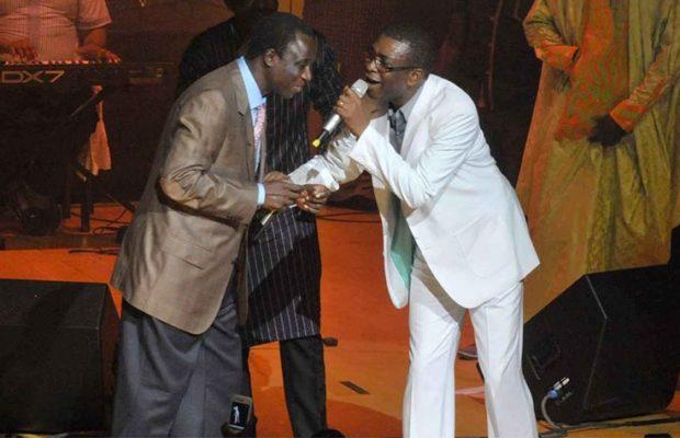 """Thione Seck: """"Entre Youssou Ndour et moi, c'est comme un plat de Ceebu jën. Il a mangé à droite, moi à gauche..."""""""