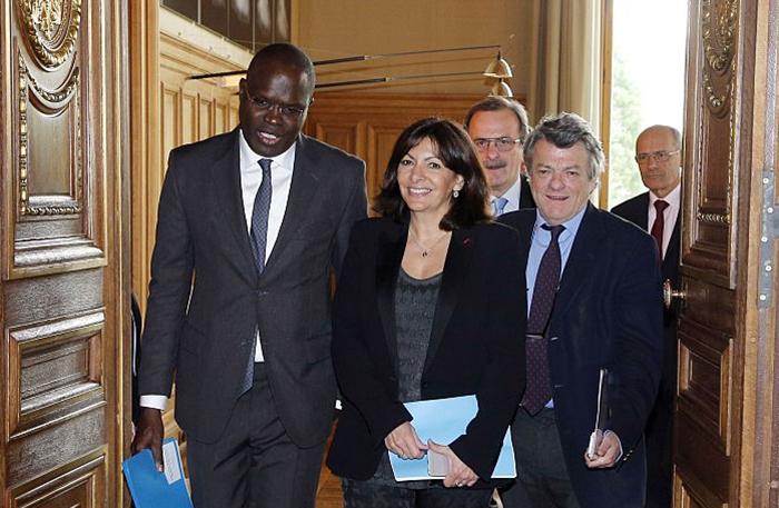 France: Le Conseil de Paris apporte son soutien au maire de Dakar, Khalifa Sall