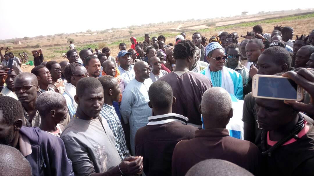 Précampagne présidentielle : Idrissa Seck et sa délégation « Orange » investissent le Ndiambour