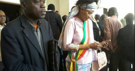 Procès Khalifa Sall Cie : Forte mobilisation au Palais de justice de Dakar (images)