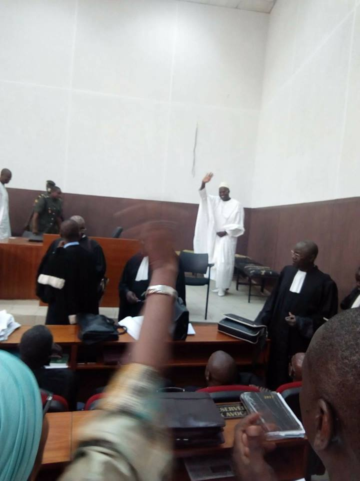 Urgent : Le procès de Khalifa Sall renvoyé en audience spéciale au 3 janvier 2018