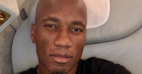 """Didier Drogba:""""Pourquoi je me suis rasé la tête..."""""""