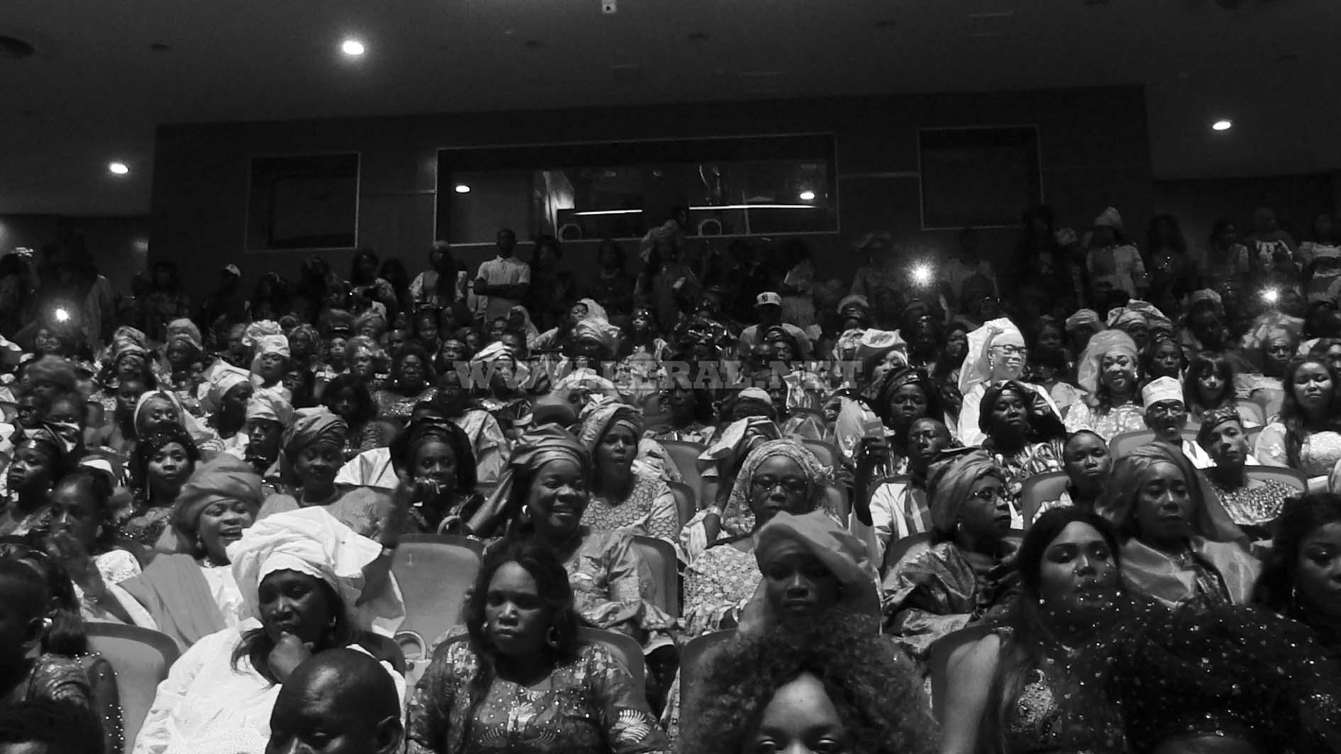 Photos: Revivez en images la soirée de Alassane Mbaye, le griot des VIP , au Grand Théâtre