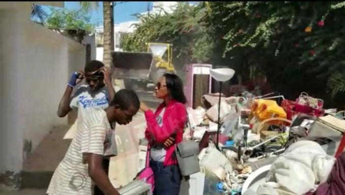 Démolition de sa maison: Maïmouna Bousso interpelle la famille Omarienne