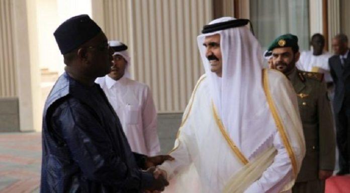 Arrivée à Dakar de l'Emir du Qatar pour une visite officielle de 72H