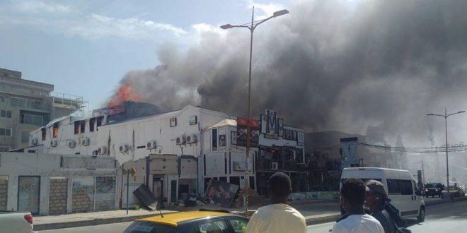 Incendie au «Petit Théâtre», le jour du procès : coïncidence ou incendie provoqué ?