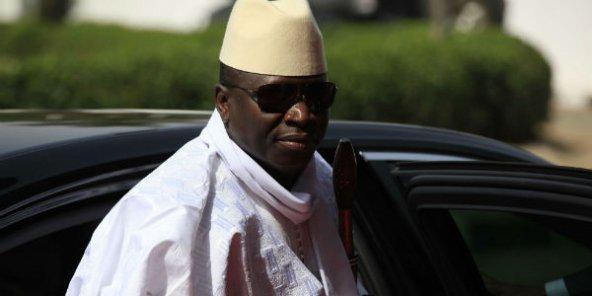 Yahya Jammeh visé par des sanctions du Trésor américain