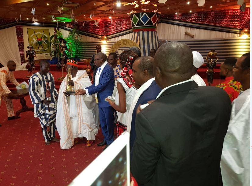 Remise du prix Macky Sall au Moro Naba :Ouaga des convergences entre le Sénégal et le Burkina