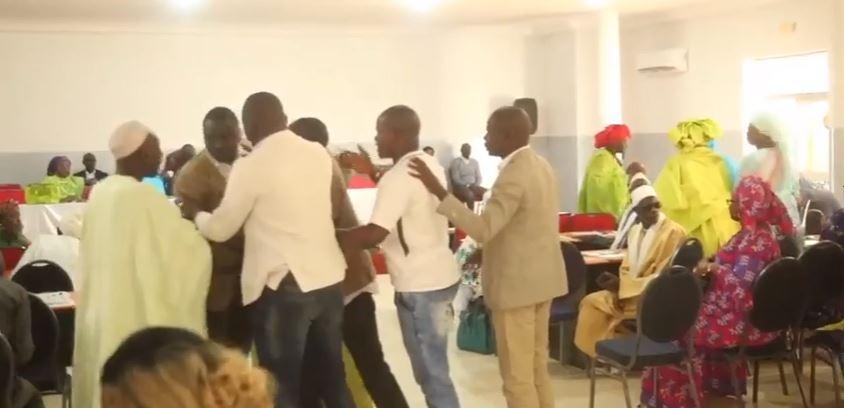 Thiès/Conseil de ville: La salle a failli être transformée en champ de bataille