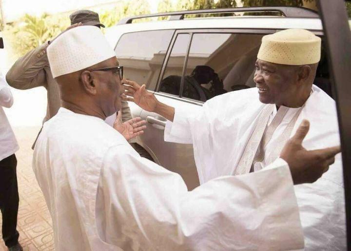 De retour au Mali, ATT raconte la Téranga sénégalaise : « Un jour un taximan m'a dit : c'est toi ATT… »