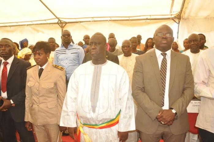 Cinquantenaire de la Commune de Guédiawaye : Le maire Aliou Sall, hué, brandit une plainte contre Ameth Aïdara, qui mobilise