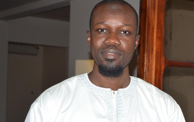 """Ousmane Sonko : """"Macky Sall sait bien que s'il perd le pouvoir...»"""