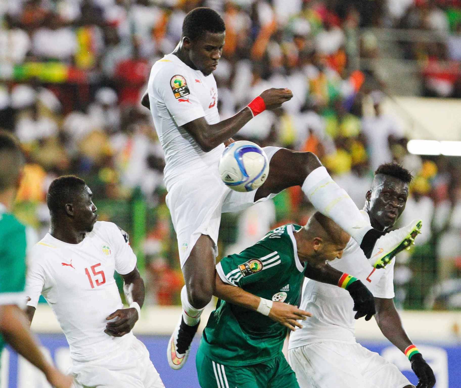 Mondial 2018 : Kara opéré du genou : Djilobodji, une alternative pour Cissé