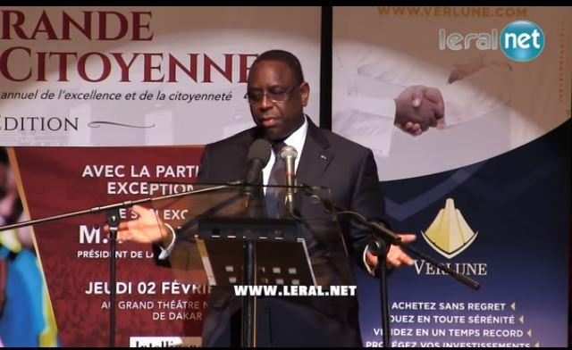Remise Grand Prix du chef de l'Etat pour l'enseignant ce jeudi : Le lauréat empochera 10 millions de FCfa